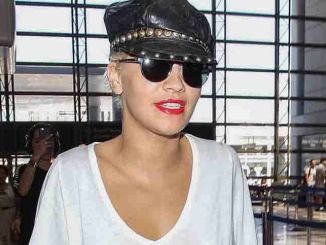 Rita Ora Sighted at LAX Airport on July 2, 2015