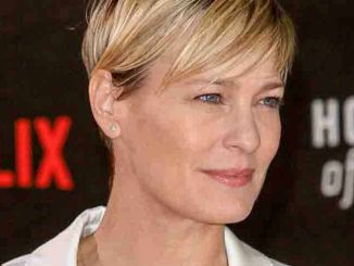 "Robin Wright - ""House of Cards"" Season 3 World Premiere"