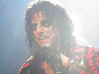Alice Cooper in Concert at Rod Laver Arena in Melbourne - May 13, 2015