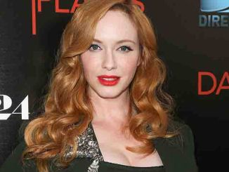 "Christina Hendricks - ""Dark Places"" Los Angeles Premiere"