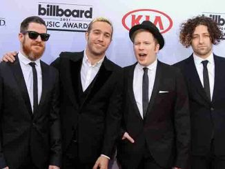 Fall Out Boy - 2015 Billboard Music Awards