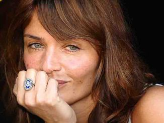"""Helena Christensen - """"Save the Beach"""" at Castel Sant' Angelo in Rome on June 4, 2010"""