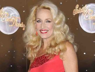 """Jerry Hall - """"Strictly Come Dancing"""" 2012 Series Launch"""