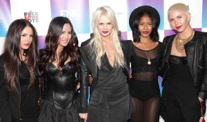 Pussycat Dolls - 16th Annual Friends 'N' Family Pre-Grammy Party