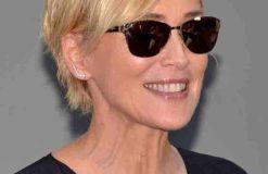 "Sharon Stone: ""Happy Birthday Jennifer Lawrence"""