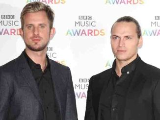 Sigma - BBC Music Awards 2014 - Arrivals