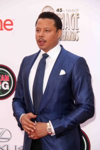 Terrence Howard - 45th Annual NAACP Image Awards - Arrivals
