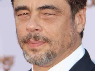 """Benicio del Toro - """"Guardians of the Galaxy"""" Los Angeles Premiere"""