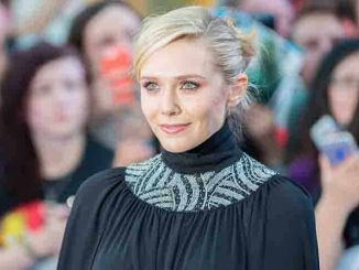 "Elizabeth Olsen - ""Avengers: Age of Ultron"" European Premiere"