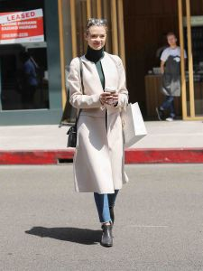 Jaime King Sighted in Los Angeles on September 3, 2015
