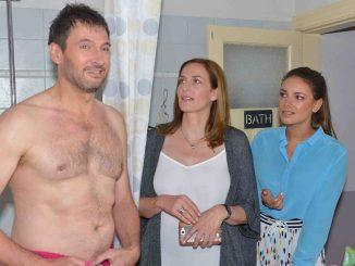 GZSZ: Jasmin lässt Katrin und Frederic nicht aus den Augen! - TV