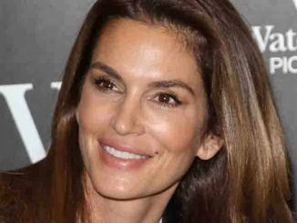 """Cindy Crawford - """"Becoming by Cindy Crawford"""" Book Signing at Waterstones Piccadilly in London"""