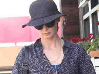 Emily Blunt: Bye bye Hollywood, hallo New York - Promi Klatsch und Tratsch