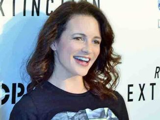 "Kristin Davis - Discovery Channel's ""Racing Extinction"" Los Angeles Premiere"