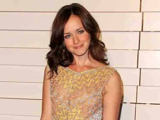 Alexis Bledel - Rodeo Drive Walk of Style Award Honoring Iman and Missoni