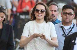 """Daisy Ridley: """"Star Wars"""" überwältigt sie"""