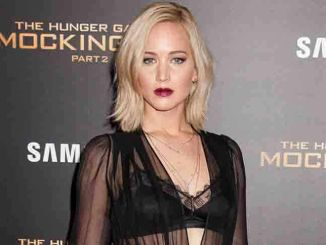 "Jennifer Lawrence - ""The Hunger Games: Mockingjay - Part 2"" New York City Premiere - Arrivals"