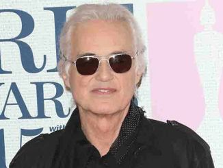 Jimmy Page - BRIT Awards 2015 - Arrivals
