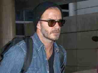 David Beckham schockt Fans - Kino