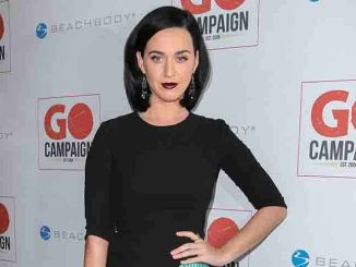 Katy Perry - 8th Annual GO Campaign Gala - Arrivals