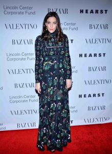 """Liv Tyler - """"An Evening Honoring Valentino"""" Lincoln Center Corporate Fund Black Tie Gala"""