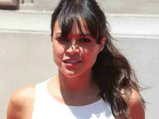 "Michelle Rodriguez - ""Fast & Furious - Supercharged"" Ride Premieres at Universal Studios Hollywood"