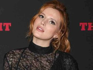 "Bella Thorne - ""The Hateful Eight"" Los Angeles Premiere"