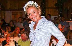 Claudia Effenberg richtig sauer