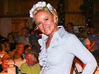 Claudia Effenberg richtig sauer - Promi Klatsch und Tratsch