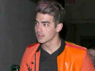 Joe Jonas - Celebrity Sightings at the Elton John Concert at the Wiltern Theatre in Los Angeles
