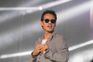 Marc Anthony in Concert at Malaga Municipal Auditorium - July 17, 2015