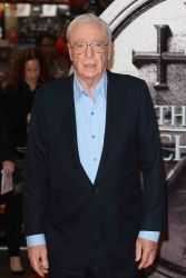 """Michael Caine - """"The Last Witch Hunter"""" UK Premiere"""