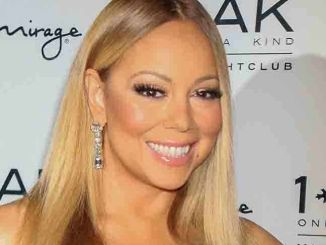 "Mariah Carey Celebrates Her ""Mariah #1 to Infinity"" Wrap Party at 1Oak Nightclub Las Vegas"