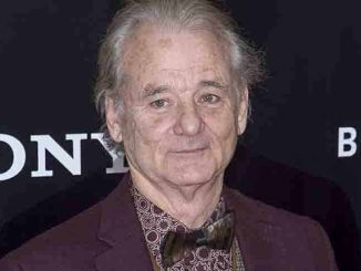 "Bill Murray - ""Monuments Men"" New York City Premiere"