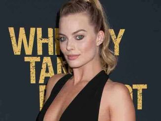"Margot Robbie - ""Whiskey Tango Foxtrot"" World Premiere"