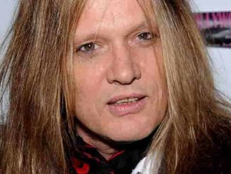 Sebastian Bach - 4th Annual Salute to the Stars Oscar Party