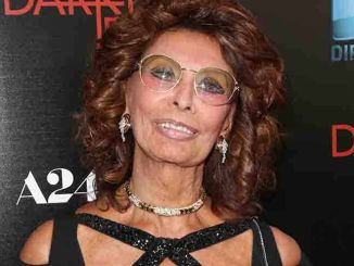 "Sophia Loren - ""Dark Places"" Los Angeles Premiere"