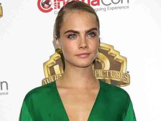Cara Delevingne - CinemaCon 2016