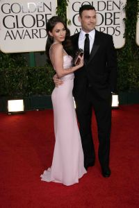 Megan Fox and Brian Austin Green - 68th Annual Golden Globe Awards