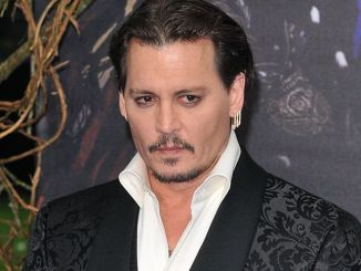 "Johnny Depp - ""Alice Through the Looking Glass"" UK Premiere"