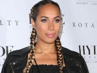 Leona Lewis - Chris Brown Listening Party