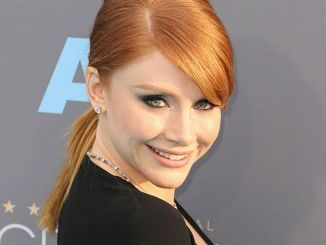 Bryce Dallas Howard - The 21st Annual Critics' Choice Awards