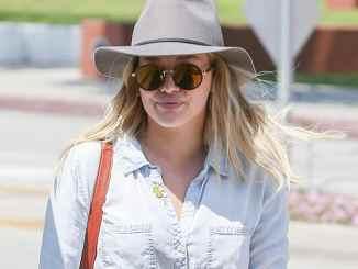 Hilary Duff: Ist sie wieder Single? - Promi Klatsch und Tratsch