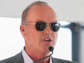 Michael Keaton Honored with a Star on the Hollywood Walk of Fame