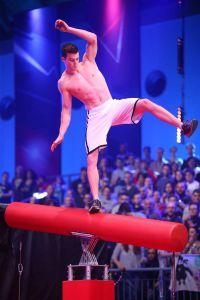 Oliver Edelmann - Ninja Warrior Germany - Die stärkste Show Deutschlands