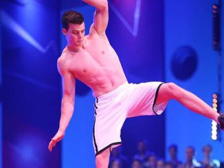 "Oliver Edelmann ist ""Ninja Warrior Germany"" - TV"