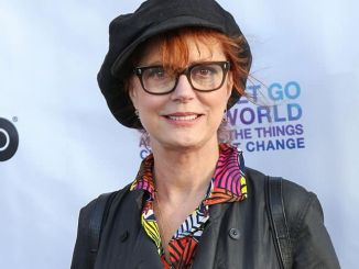 """Susan Sarandon - HBO's """"How to Let Go of the World and Love All the Things Climate Can't Change"""" Los Angeles Premiere"""