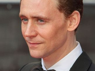 Tom Hiddleston - Laurence Olivier Awards