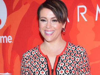 Alyssa Milano - 2016 Variety's Power of Women: New York Luncheon