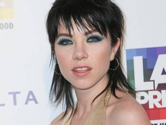 Carly Rae Jepsen - LA Pride 2016 Music Festival and Parade